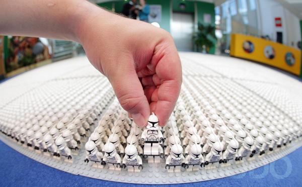 Bastion Polskich Fanów Star Wars Armia Klonów Z Lego