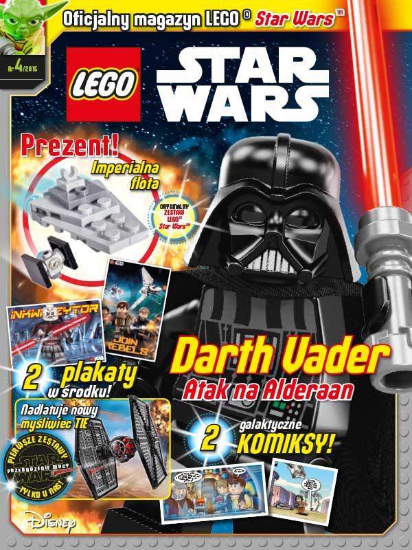 Bastion Polskich Fanów Star Wars > Magazyn LEGO Star Wars #4