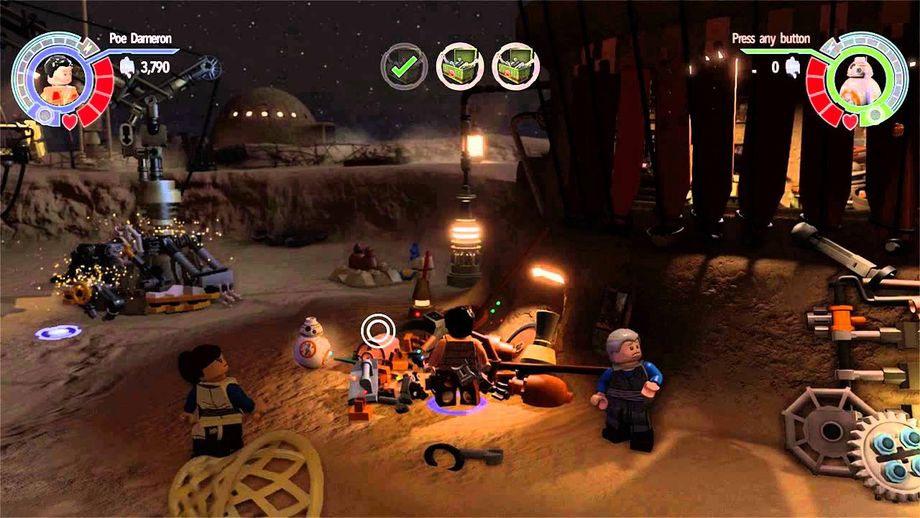 Bastion Polskich Fanów Star Wars Lego Star Wars The Force Awakens