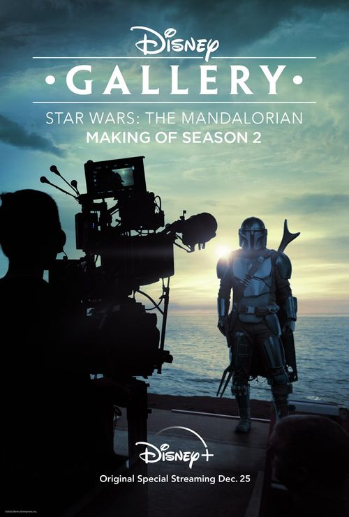 Disney Gallery The Mandalorian Making of Season 2